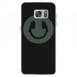 music smile Samsung Galaxy S7 Case | Artistshot