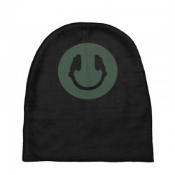 music smile Baby Beanies | Artistshot