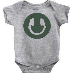 music smile Baby Bodysuit | Artistshot
