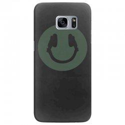 music smile Samsung Galaxy S7 Edge Case | Artistshot
