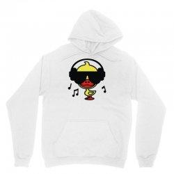 music duck Unisex Hoodie | Artistshot