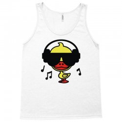 music duck Tank Top | Artistshot