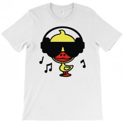 music duck T-Shirt | Artistshot