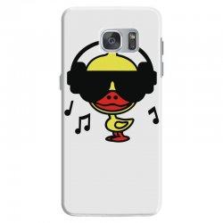 music duck Samsung Galaxy S7 Case | Artistshot
