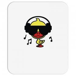 music duck Mousepad | Artistshot