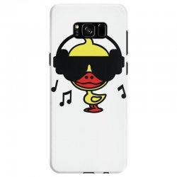 music duck Samsung Galaxy S8 Case | Artistshot