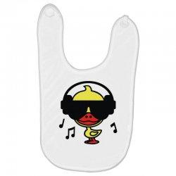 music duck Baby Bibs | Artistshot