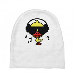 music duck Baby Beanies | Artistshot