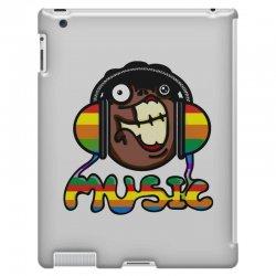 music iPad 3 and 4 Case | Artistshot