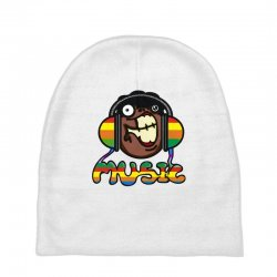 music Baby Beanies | Artistshot