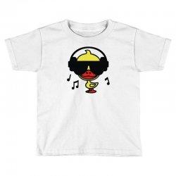 music duck Toddler T-shirt | Artistshot