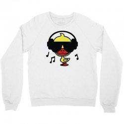 music duck Crewneck Sweatshirt | Artistshot