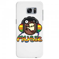 music Samsung Galaxy S7 Edge Case | Artistshot