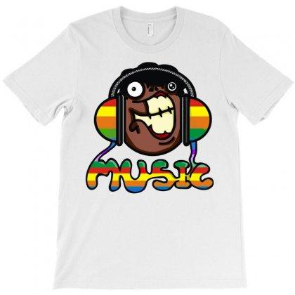 Music T-shirt Designed By Mdk Art