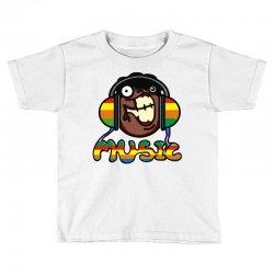 music Toddler T-shirt | Artistshot