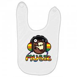 music Baby Bibs | Artistshot