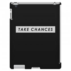 COLBY BROCK TAKE CHANCES iPad 3 and 4 Case | Artistshot