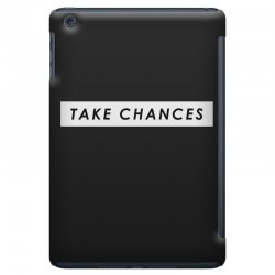 COLBY BROCK TAKE CHANCES iPad Mini Case | Artistshot