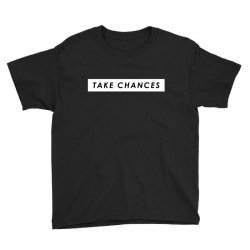 COLBY BROCK TAKE CHANCES Youth Tee | Artistshot