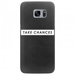 COLBY BROCK TAKE CHANCES Samsung Galaxy S7 Edge Case | Artistshot