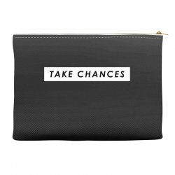 COLBY BROCK TAKE CHANCES Accessory Pouches | Artistshot