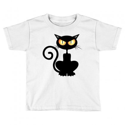 Halloween Toddler T-shirt Designed By Defit