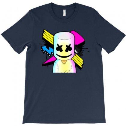 Marshmello T-shirt Designed By Defit
