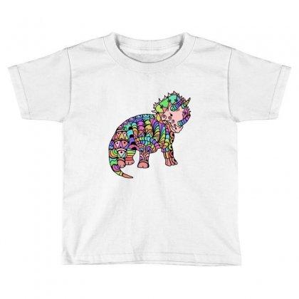 Halloween Toddler T-shirt Designed By Defit45