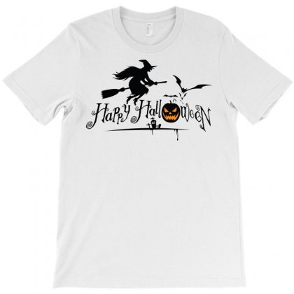 Halloween T-shirt Designed By Defit45