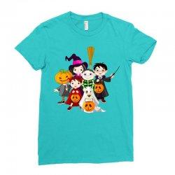 halloween Ladies Fitted T-Shirt | Artistshot
