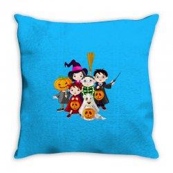 halloween Throw Pillow | Artistshot