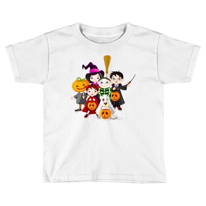 Halloween Toddler T-shirt   Artistshot