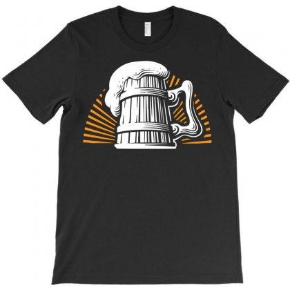 Beer T-shirt Designed By Designbysebastian