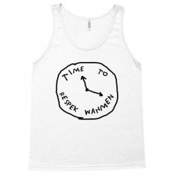 Time To Respek Wahmen Tank Top | Artistshot