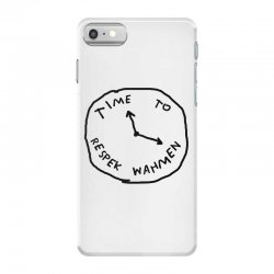Time To Respek Wahmen iPhone 7 Case | Artistshot