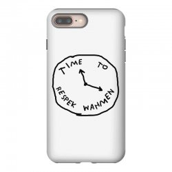 Time To Respek Wahmen iPhone 8 Plus Case | Artistshot