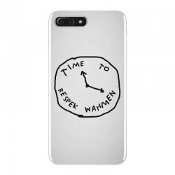 Time To Respek Wahmen iPhone 7 Plus Case | Artistshot