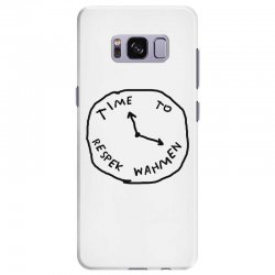 Time To Respek Wahmen Samsung Galaxy S8 Plus Case | Artistshot