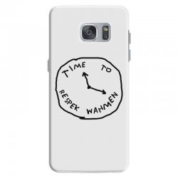 Time To Respek Wahmen Samsung Galaxy S7 Case | Artistshot