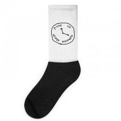Time To Respek Wahmen Socks | Artistshot