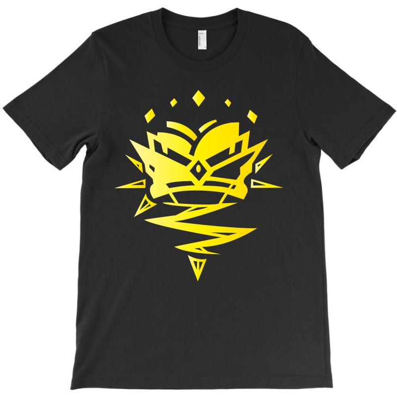 Eryctriceps Limited Edition Gold Foil T Shirt T Shirt By Artistshot