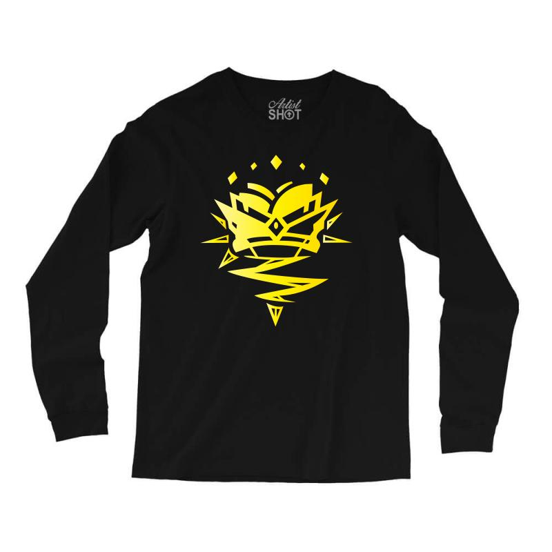 Custom Eryctriceps Limited Edition Gold Foil T Shirt Long Sleeve