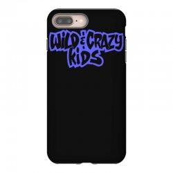 wild & crazy kids iPhone 8 Plus Case | Artistshot