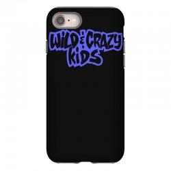 wild & crazy kids iPhone 8 Case | Artistshot