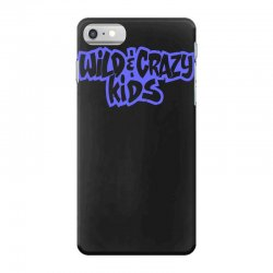 wild & crazy kids iPhone 7 Case | Artistshot