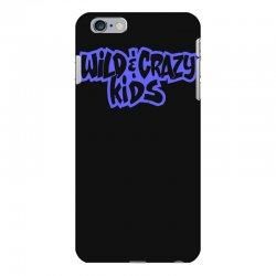 wild & crazy kids iPhone 6 Plus/6s Plus Case | Artistshot