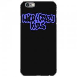 wild & crazy kids iPhone 6/6s Case | Artistshot