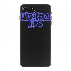 wild & crazy kids iPhone 7 Plus Case | Artistshot