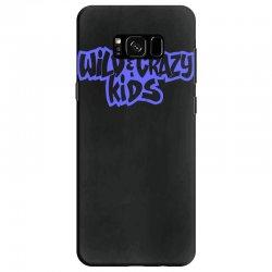 wild & crazy kids Samsung Galaxy S8 Case | Artistshot