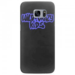 wild & crazy kids Samsung Galaxy S7 Edge Case | Artistshot